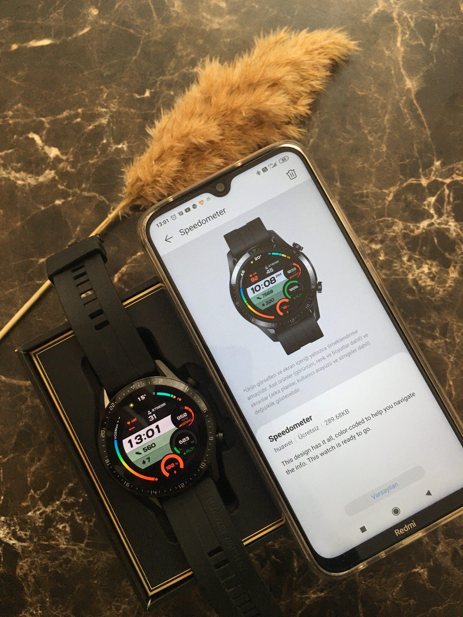 Huawei Watch Gt 2 Kadran