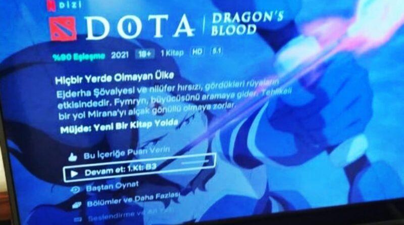 Dota: Dragon's Blood İnceleme, Harika Bir Uyarlama Anime!
