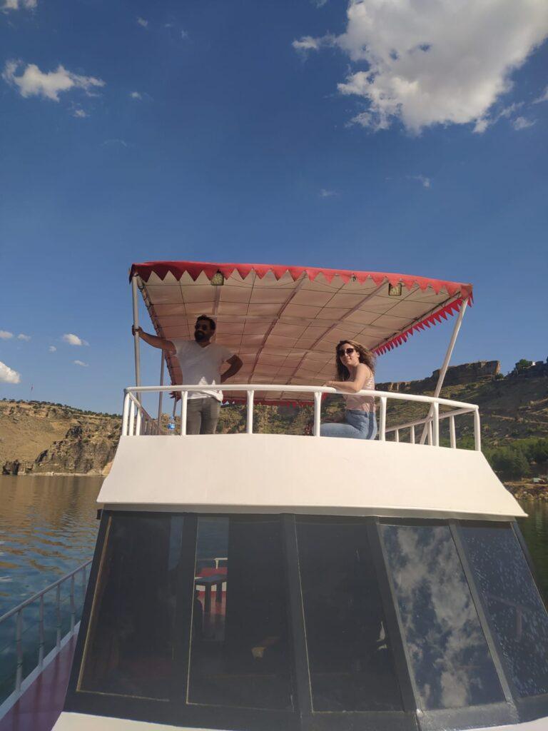 Eğil Barajı Tekne Turu